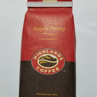 Vietnam Coffee Specialty Traditional Blend by Highlands Coffee.