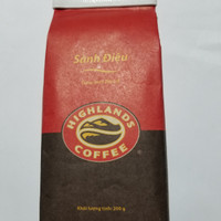 Vietnam Coffee Specialty Gourmet Blend by Highlands Coffee.
