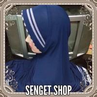 Hijab Pashmina instan Jilbab Kerudung