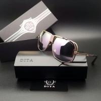 Kacamata Wanita Dita Von Teese SM 2065 Sunglass Ungu Muda KECE