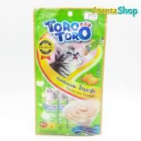 Toro Toro - Chicken and Vegetable 15g x 4 pcs Lickable Treat