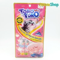 Toro Toro - Tuna and Katsuobushi 15g x 4 pcs Lickable Treat