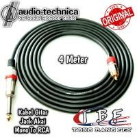 Kabel Gitar Jack Akai Mono to RCA 4 meter