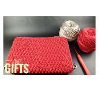 Dompet Besar Single Rit Aksesoris Wanita Hadiah Handmade - Bali Gifts