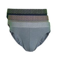 Country Fiesta Brief CF 61 UM-3-037 - 3 pcs - Multiwarna