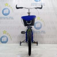Sepeda Lipat Anak Exotic ET8899A Sport 78 FB 4-10 Tahun 16 Inci Steel