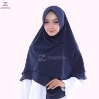 Jilbab Khimar syari Halima zawaya hijab pet Antem