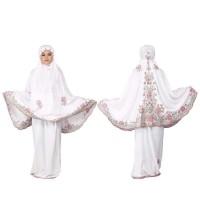 Mukena Shalat Muslimah Kasual Wanita - RAO 036