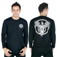 Kaos T-Shirt Distro Kasual Pria - RPS 025