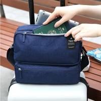 Korean Grand Voyaging Bag Ver 2 / Tas Selempang Multi Compartment
