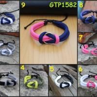 Gelang Tali Prusik Ring 2 Warna GTP-1582