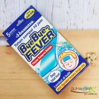 Hisamitsu Byebye Fever per lembar - Plester Kompres Demam untuk anak