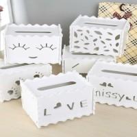 VINTAGE - Kotak Tisu Box Tissue Tempat Tisu
