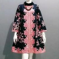 Tunik Atasan Batik Blouse Batik Wanita