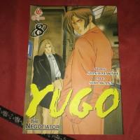 komik Yugo the negotiator ; 8