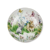 ZEN Mangkuk Pasta Spring Meadow - diameter 28 cm (W/ Gift Box)