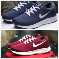 Sepatu Sneakers Nike Casual Running Nike Airmax Zoom Terbaru Pria