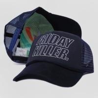 3de981bb45f2e Topi Trucker   Topi Distro   Friday Killer JR-14   Topi Import Pria