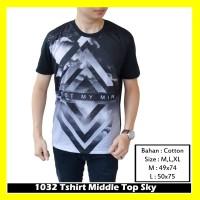 1032 Kaos Distro Premium - Baju Kaos Pria - Model Terbaru Harga Murah