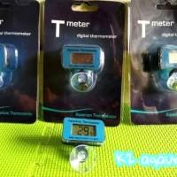 Thermometer digital T meter aquarium celup/ digital termometer T meter