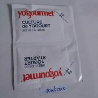 Bibit Yoghurt / Dried Yogurt Starter Yogourmet import asli Canada