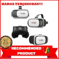 Virtual Reality 3D / VR BOX 2.0/bluetooth game vr box/virtual reality