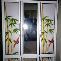 Harga lemari alumunium pintu 3 best seller | Pembandingharga.com