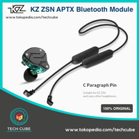 KZ ZSN APTX Bluetooth Module 4.1 Upgrade Cable Waterproof Pin Type C