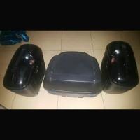 Harga side box givi e21 seken normal ii ready lampu patwal dan lampu | Pembandingharga.com
