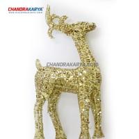 Figure Rusa Emas - 50CM Deer