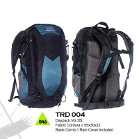 Tas Gunung / Hiking / Adventure Trekking Carrier Daypack - TRD 004