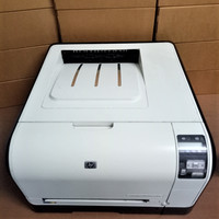 Printer Laser Color HP CP 1525 N Warna Laserjet Bukan Cp1025