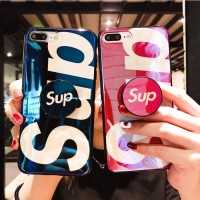 Samsung A9 C5 C7 C9 Pro Xiaomi Pocophone F1 SUPREME POPSOCKET CASE HP