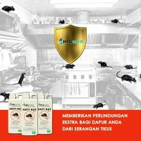 Racun Tikus Cairan Hilmor Anti Rat Repellent 900 ml