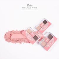 Fanbo Eyeshadow Trio Palette Precious White