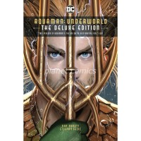 Aquaman Underworld Deluxe Edition HC By Stjepan Sejic AUG180590