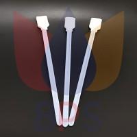 Solvent Grade Long Cleaning Cotton Swab / Stick Pembersih Panjang