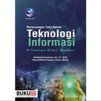 Buku Perancangan Tata Kelola Teknologi Informasi