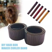 IKAT RAMBUT / HAIR BUN MAKER / Sanggul Instan Import Best Seller!
