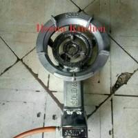 Kompor Gas Besi Cor SOLID Tipe 21 A Low Pressure