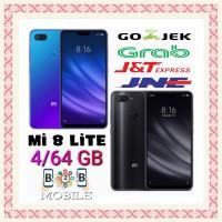 XIAOMI MI 8 LITE 4/64 GB - RAM 4 GB INTERNAL 64GB - MI8