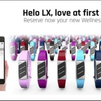 TERMURAH Helo LX Fitness Tracker and Health Band + Wristband