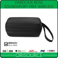 Hardcase Casing Protective Case Untuk Bose SoundSport Free Wireless