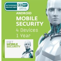 ESET Mobile Security 4 Devices New 1 Year