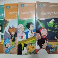 Buku Tematik SD Kelas IV Tema 6,7,8,9