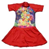 Baju Renang Rok Anak Cewe/Perempuan Karakter