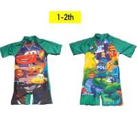 Baju Renang Anak Balita Laki Laki Karakter