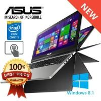 Laptop Murah ASUS TP500LB Intel core I5-5200U - Nvidia GT9 Berkualitas