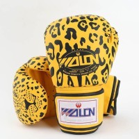 Sarung Tinju Wolon LEOPARD TUTUL Boxing Gloves Tinju Bo Limited