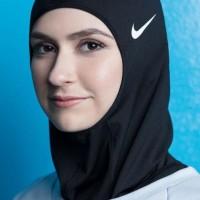 KERUDUNG SPORT NIKE / hijab instan / jilbab instan / jilbab olahraga
